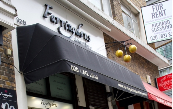 Farringdons Jewellery Ltd